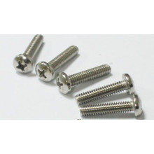 Self tapping Pan head brass screws